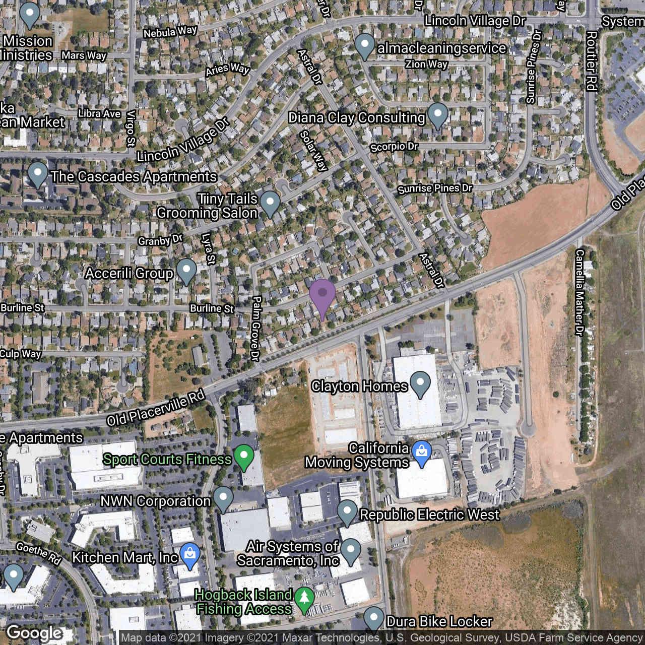 9927 Old Placerville Road, Sacramento, CA, 95827,