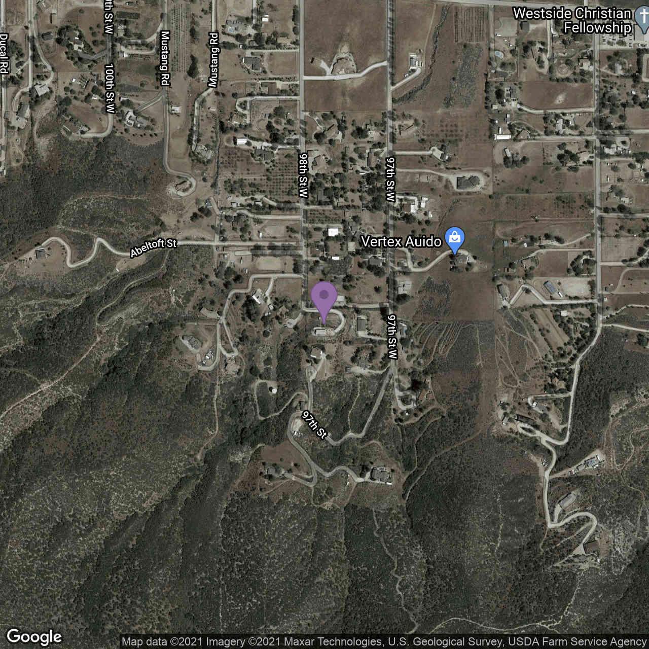 40045 98th Street W, Leona Valley, CA, 93551,