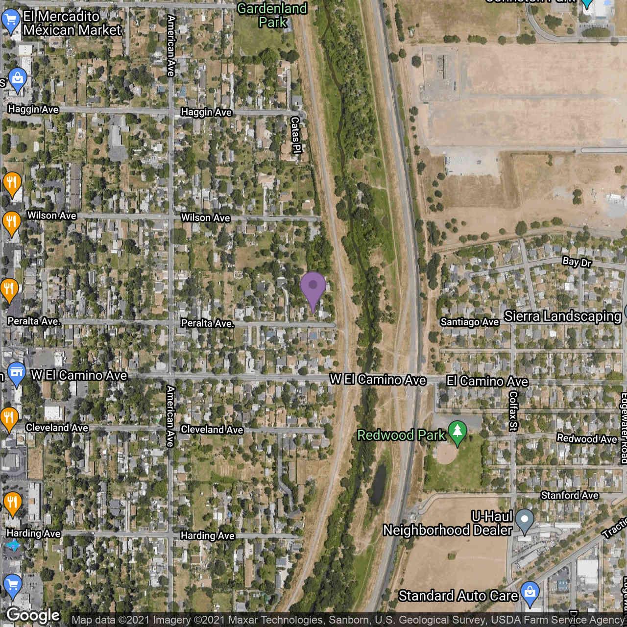 211 Peralta Avenue, Sacramento, CA, 95833,