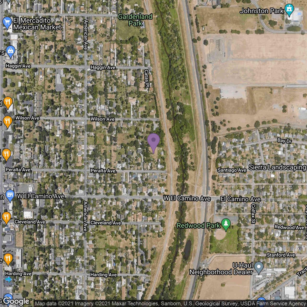 213 Peralta Avenue, Sacramento, CA, 95833,