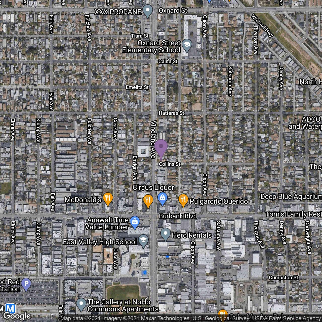 5702 Vineland Avenue, North Hollywood, CA, 91601,