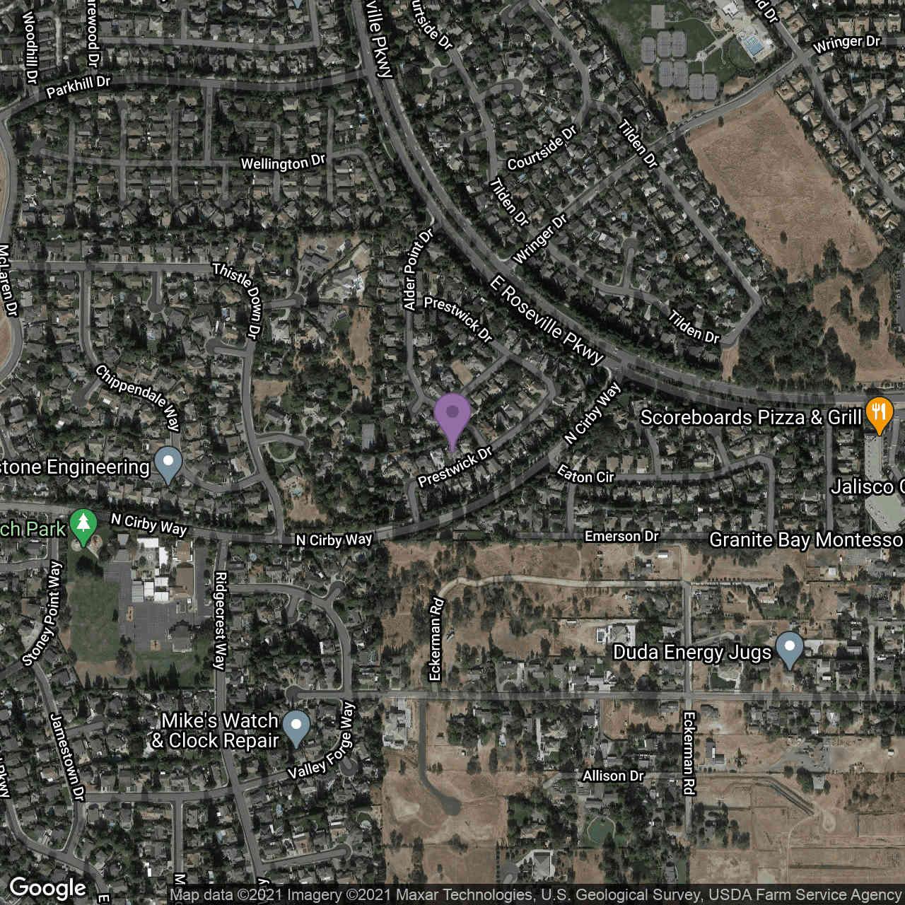 2649 Prestwick Dr., Roseville, CA, 95661,