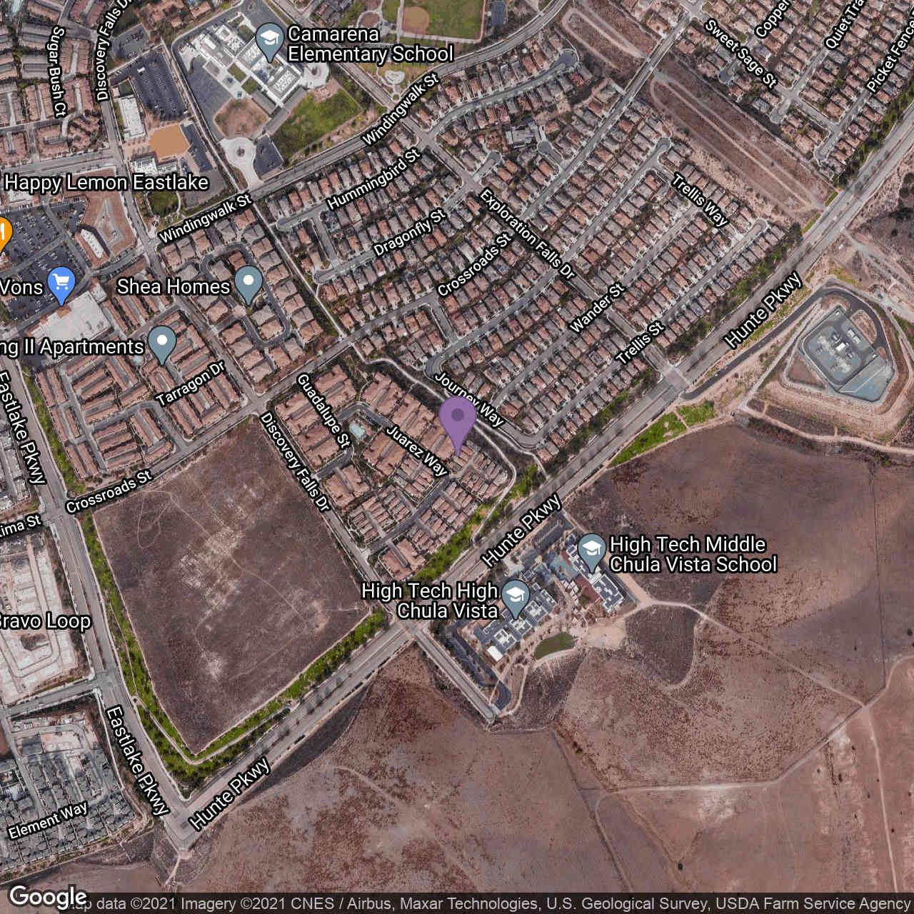 2225 Las Cruces St, Chula Vista, CA, 91915,