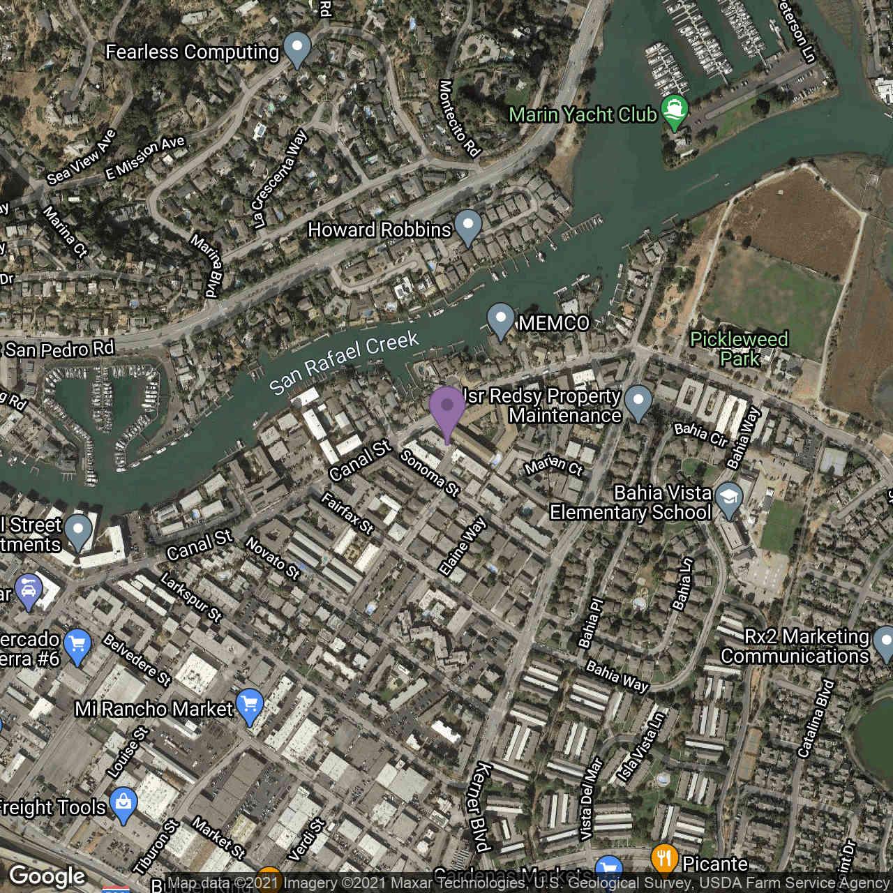 191 Canal Street #16, San Rafael, CA, 94901,