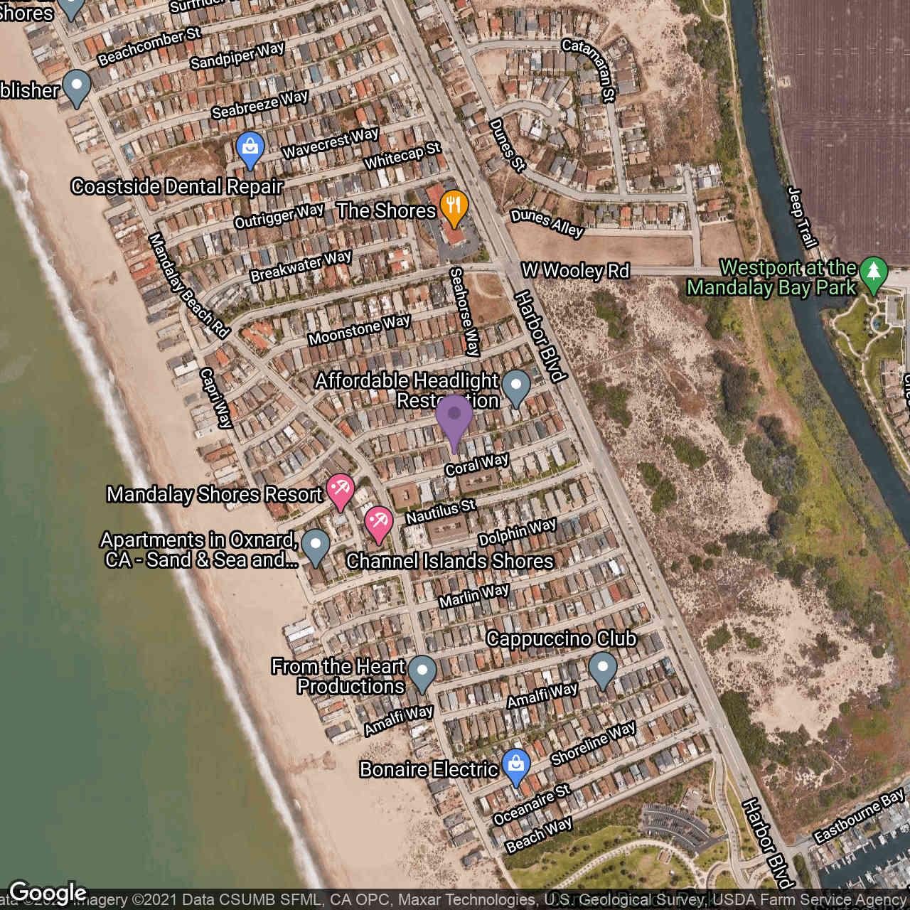 5021 Coral Way, Oxnard, CA, 93035,