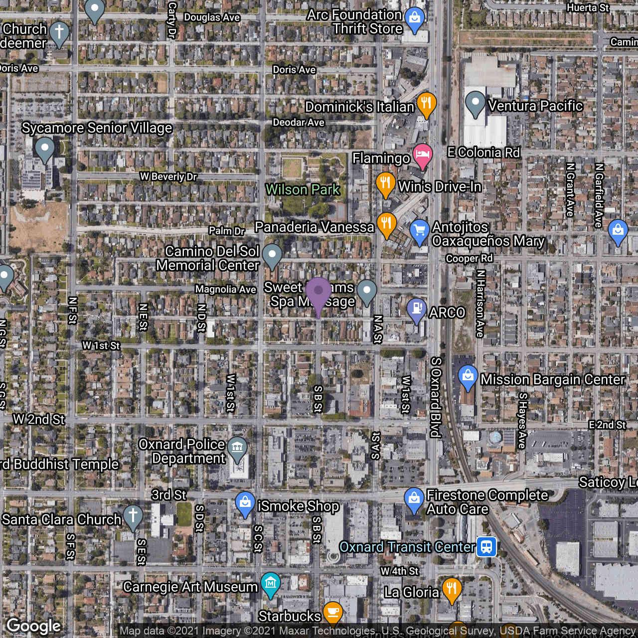 865 South B Street #A2, Oxnard, CA, 93030,