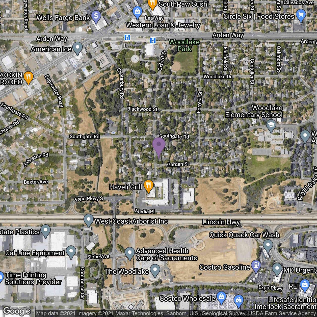 2002 Oxford Street, Sacramento, CA, 95815,