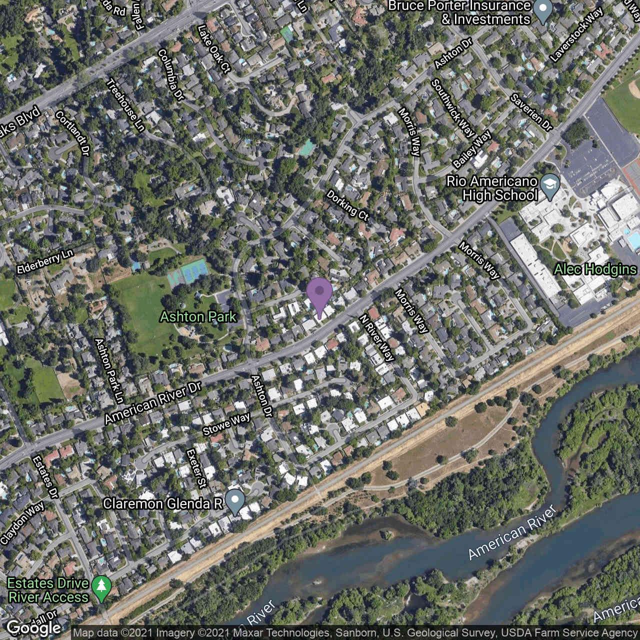 4221 American River Drive #D, Sacramento, CA, 95864,