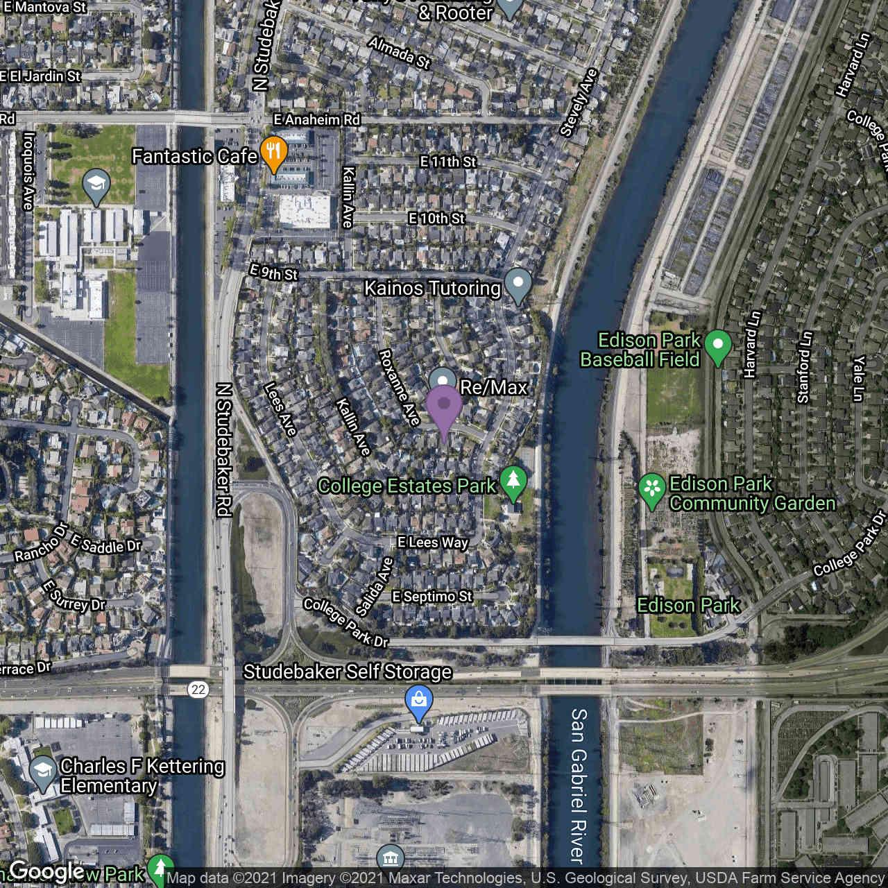 6860 E Roxanne Way, Long Beach, CA, 90815,