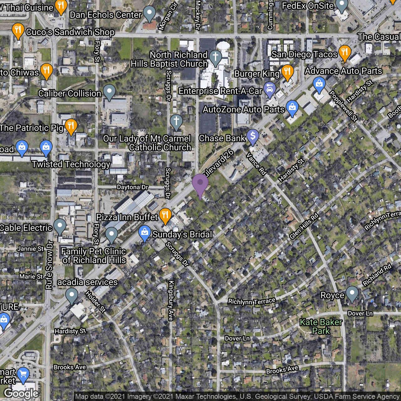6916 Boulevard 26, Richland Hills, TX, 76180,