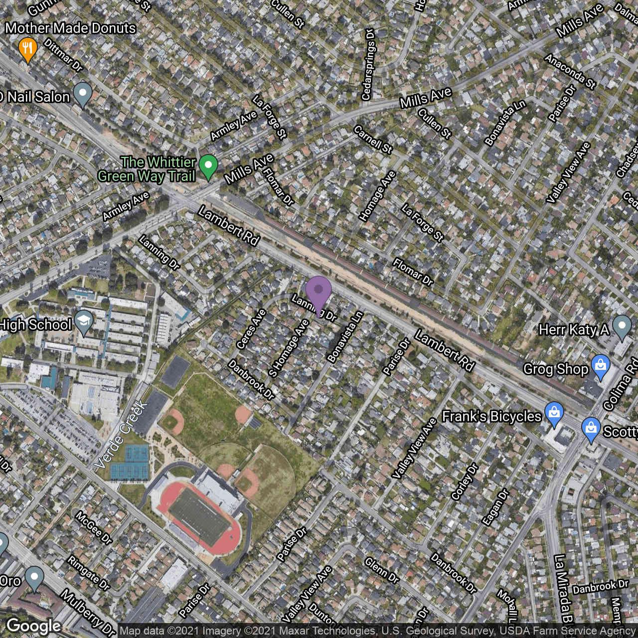 9902 Homage Avenue, Whittier, CA, 90604,