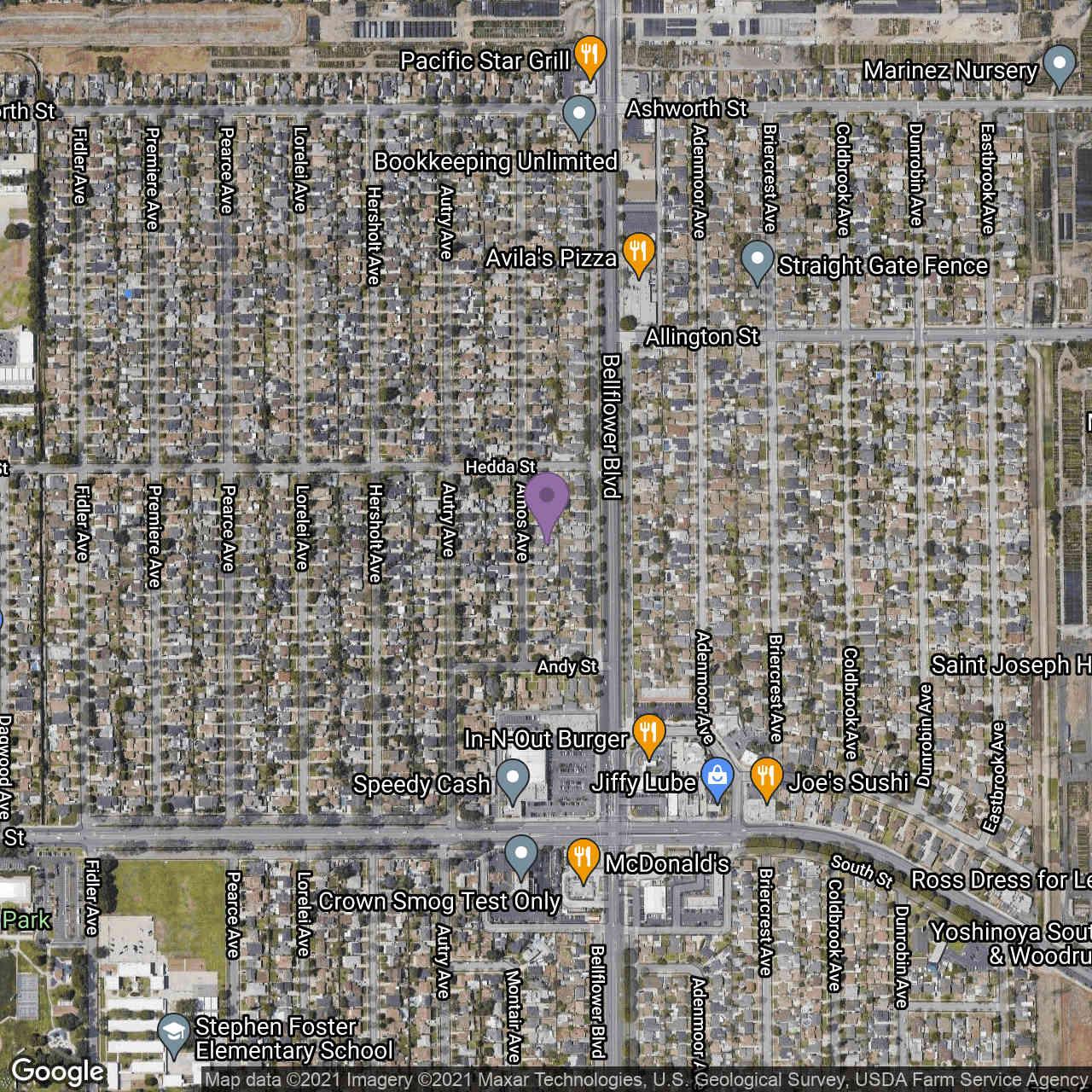 5942 Amos Avenue, Lakewood, CA, 90712,