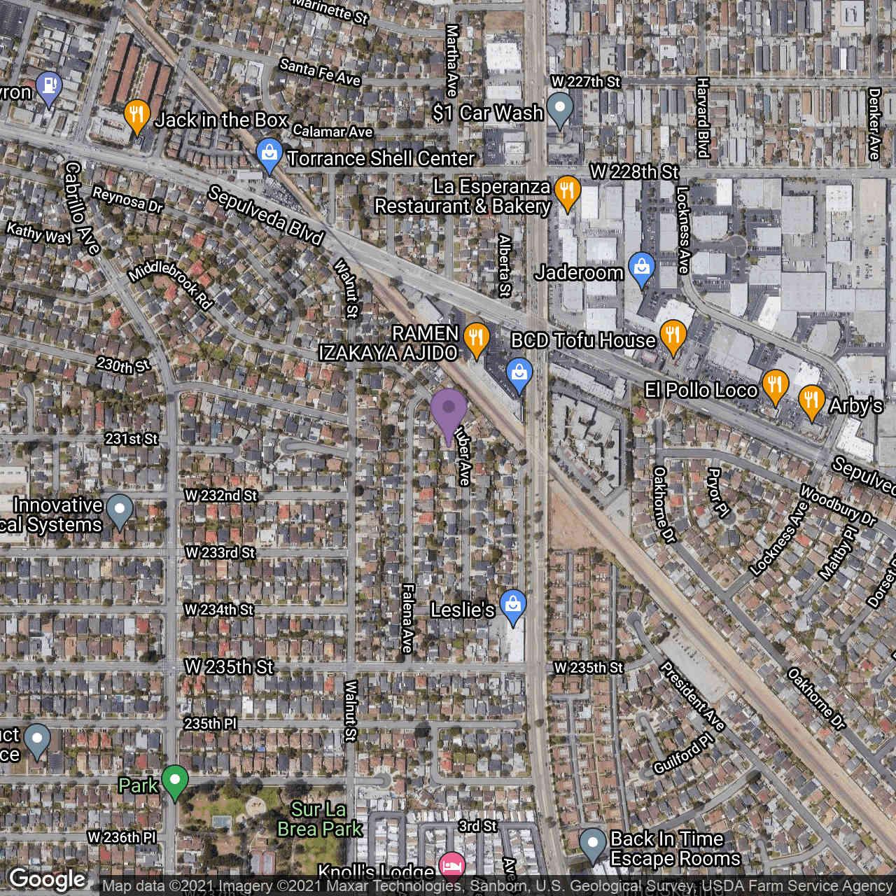 23115 Huber Avenue, Torrance, CA, 90501,