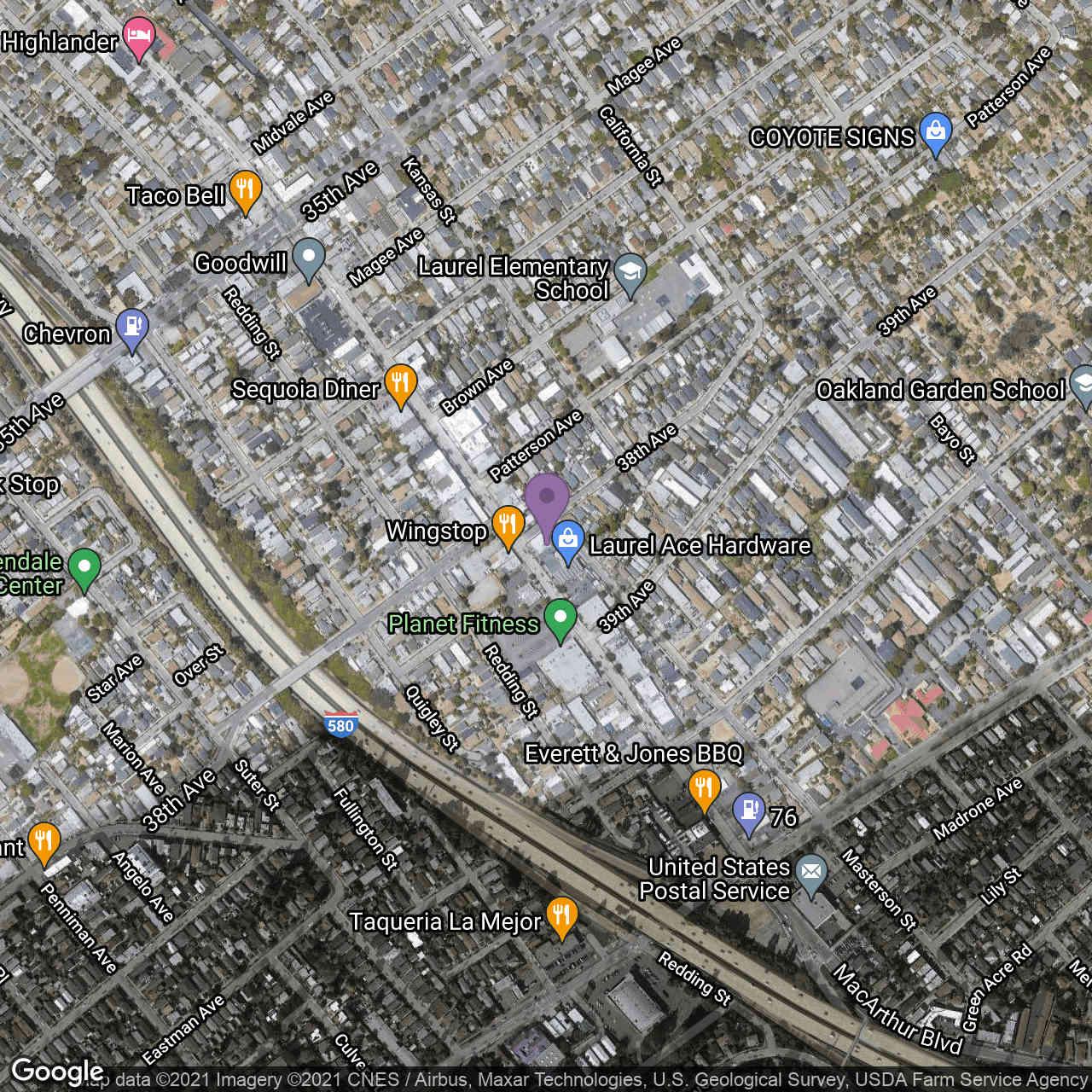 4006 Mac Arthur Blvd., Oakland, CA, 94619,
