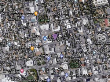 201 E Park Street, Stockton, CA, 95202,