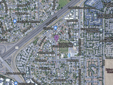 3125 Chettenham Drive, Rancho Cordova, CA, 95670,