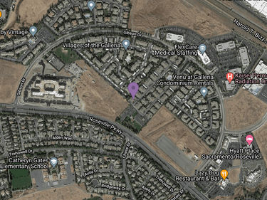 501 Gibson Drive #1323, Roseville, CA, 95678,