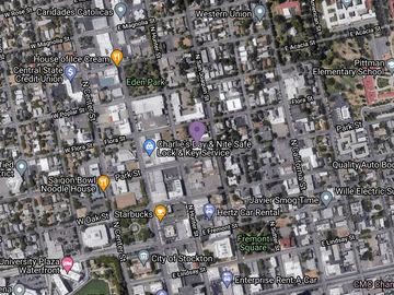 724 N Hunter Street, Stockton, CA, 95202,