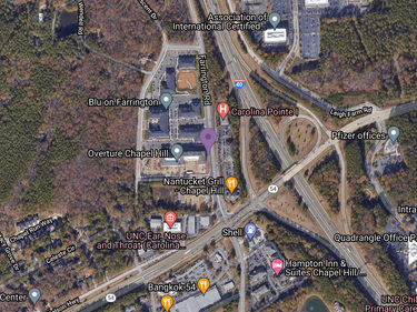 456 Osprey Ridge Drive, Chapel Hill, NC, 27517,