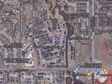 15304 Old Lake Lane, Edmond, OK, 73013,
