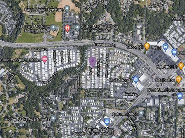 6222 Freedom Lane, Citrus Heights, CA, 95621,