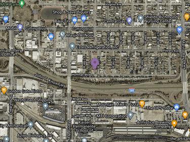 1533 Hoffman Blvd, Richmond, CA, 94804,
