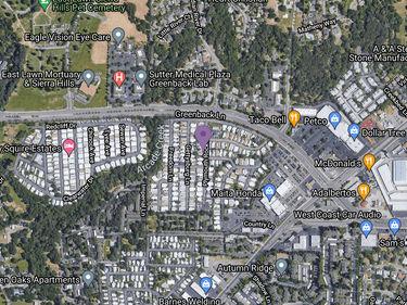 Undisclosed Address, Citrus Heights, CA, 95621,