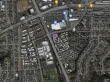 4128 Mount Alifan Place #J, San Diego, CA, 92111,