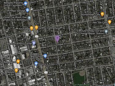 1201 Parker St, Berkeley, CA, 94702,