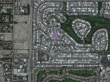 73127 Cabazon Peak Drive, Palm Desert, CA, 92260,