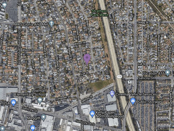 7632 Teesdale Avenue, North Hollywood, CA, 91605,