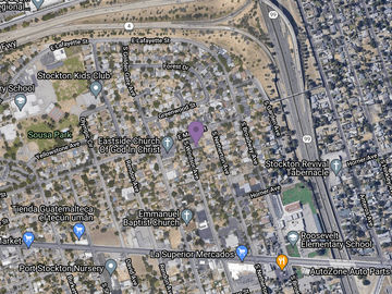 420 S Windsor Avenue, Stockton, CA, 95205,