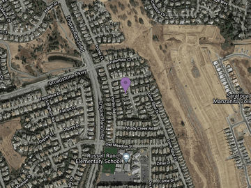 447 Chaparral Drive, Folsom, CA, 95630,