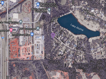 156 Lake Aluma Drive, Lake Aluma, OK, 73121,