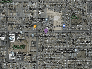 708 Kasper Avenue, Las Vegas, NV, 89106,
