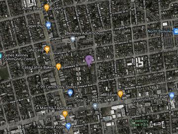 1150 Delaware St, Berkeley, CA, 94702,