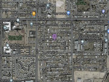 521 Alexander Avenue, Las Vegas, NV, 89106,
