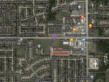0000 SW Corner of NW 178th & Western Avenue, Edmond, OK, 73012,
