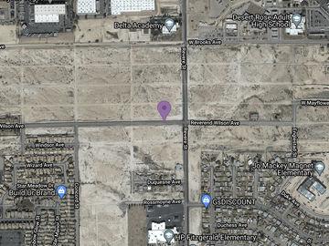None Reverend Wilson St, North Las Vegas, NV, 89030,