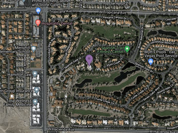 93 SPANISH GATE Drive, Las Vegas, NV, 89113,