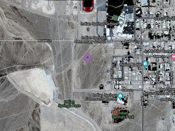875 BOULDER Lane, Indian Springs, NV, 89018,