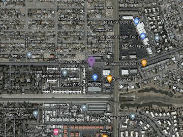 None Nellis Blvd, Las Vegas, NV, 89104,