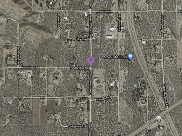 52637 Northridge Road, Morongo Valley, CA, 92256,