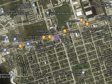 5322 Avenue K, Galveston, TX, 77551,