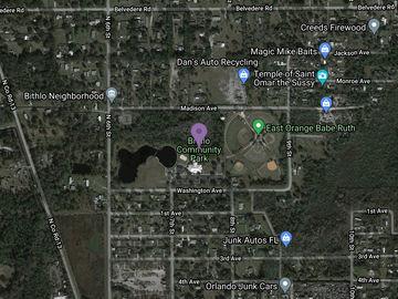0 Washington Ave, Orlando, FL, 32820,