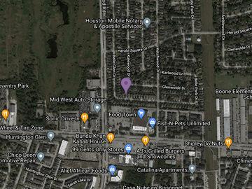 11814 Evesborough Drive, Houston, TX, 77099,