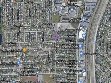 24 Ave NW 24th Ave, Oakland Park, FL, 33311,