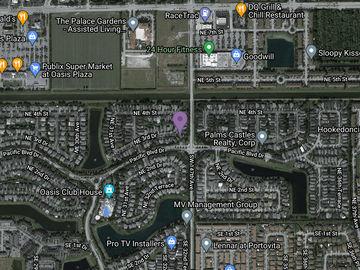 3176 NE 3rd Dr, Homestead, FL, 33033,