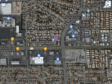 8600 W Charleston Boulevard #1004, Las Vegas, NV, 89117,