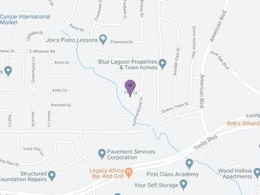 402 Flint Court, Euless, TX, 76040,